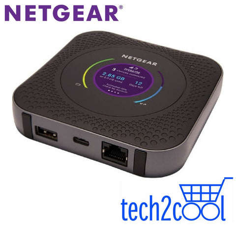 Netgear MR1100 NightHawk M1 Gigabit LTE Mobile WiFi Router