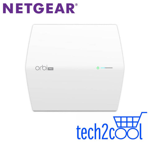 Netgear Orbi Pro SRC60 AC3000 Tri-Band Business Mesh WiFi Add-on Ceiling Satellite