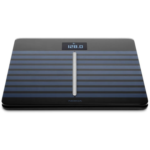 Nokia Body Cardio Black Heart Health and Body Composition Wi-Fi Scale