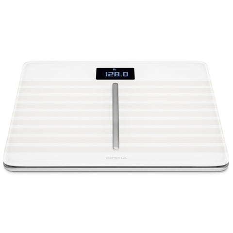 Nokia Body Cardio White Heart Health and Body Composition Wi-Fi Scale