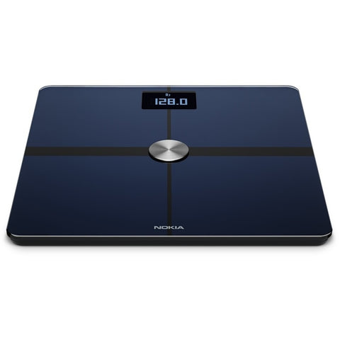 Nokia Body Plus Black Body Composition Wi-Fi Scale