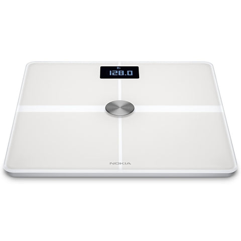 Nokia Body Plus White Body Composition Wi-Fi Scale