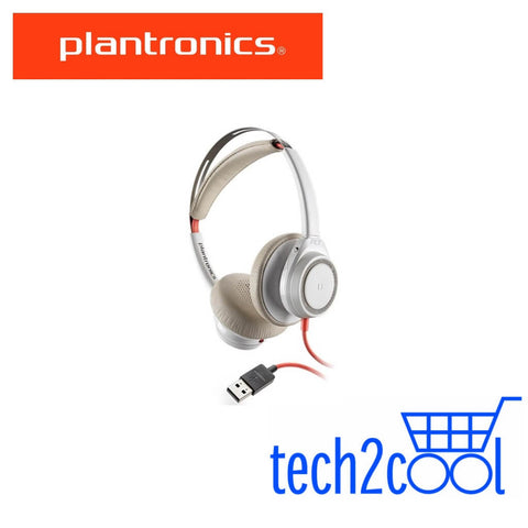 Plantronics Blackwire 7225 White USB-A Stereo Wired Headset