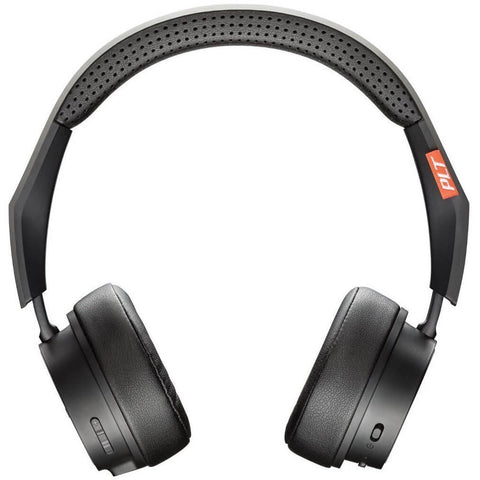 Plantronics Backbeat 505 Dark Grey Wireless On-Ear Headphones