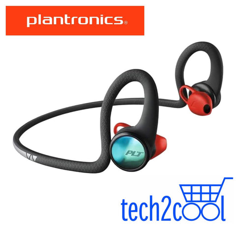 Plantronics Backbeat Fit 2100 Black Wireless Sport Headphones