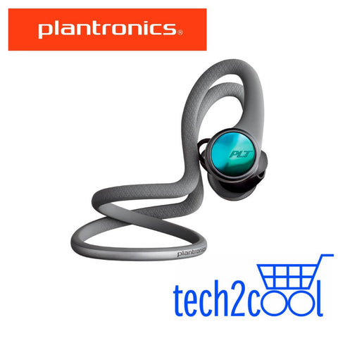 Plantronics Backbeat Fit 2100 Grey Wireless Sport Headphones