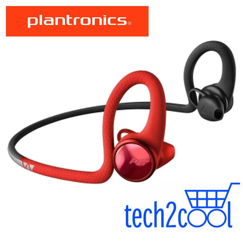 Plantronics Backbeat Fit 2100 Lava Black Wireless Sport Headphones