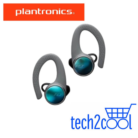 Plantronics Backbeat Fit 3100 Grey True Wireless Sport Earbuds