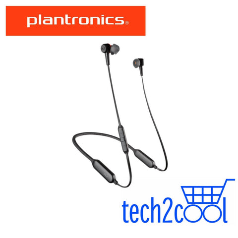 Plantronics Backbeat Go 410 Graphite Wireless Active Noise-Canceling Earbuds