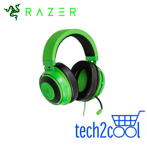 Razer Kraken Green Multi-Platform Wired Gaming Headset