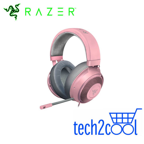 Razer Kraken Quartz Multi-Platform Wired Gaming Headset