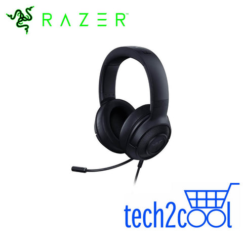 Razer Kraken X Black Multi-Platform Wired Gaming Headset