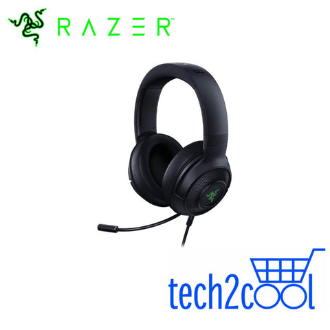 Razer Kraken X USB Digital Surround Sound Wired Gaming Headset