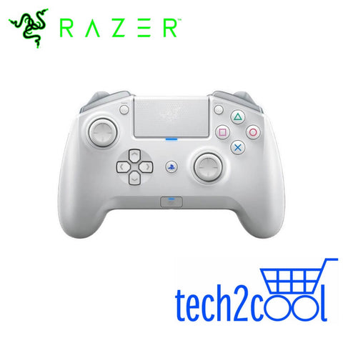 Razer Raiju Tournament Edition Mercury Bluetooth/Wired Gaming Controller