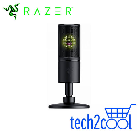 Razer Seiren Emote Streaming Microphone with Emoticon Display