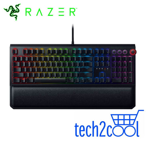 Razer BlackWidow Elite Yellow Switch Mechanical Gaming Keyboard