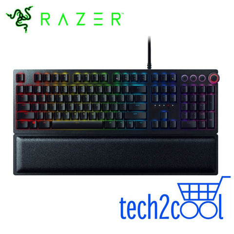 Razer Huntsman Elite Linear Optical Switch Gaming Keyboard
