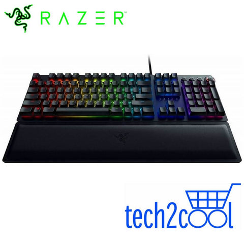 Razer Huntsman Elite Opto-Mechanical Gaming Keyboard