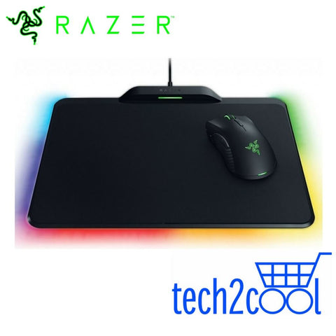 Razer Mamba HyperFlux Wireless Gaming Mouse and Firefly HyperFlux Mouse Mat Bundle