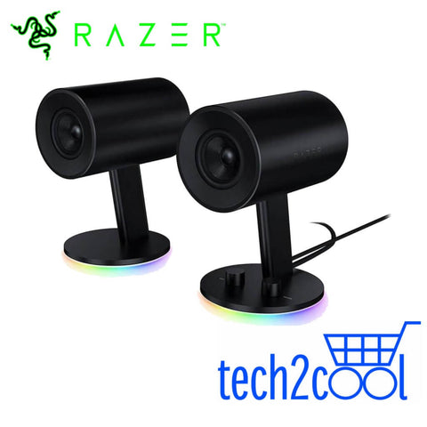 Razer Nommo Chroma Full Range 2.0 PC Gaming Speakers