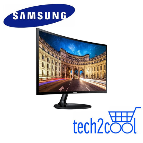 Samsung C24F390F 23.5-In Essential Curved Monitor