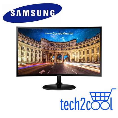 Samsung C27F390F 27-In Essential Curved Monitor