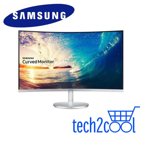 Samsung C27F591F 27-In Advanced Curved Monitor with Integrated Speakers