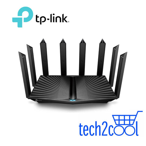 TP-Link Archer AX90 AX6600 Gigabit Tri-Band WiFi 6 Router
