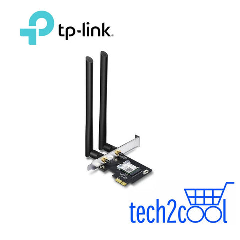 TP-Link Archer T5E AC1200 WiFi Bluetooth 4.2 PCIe Adapter