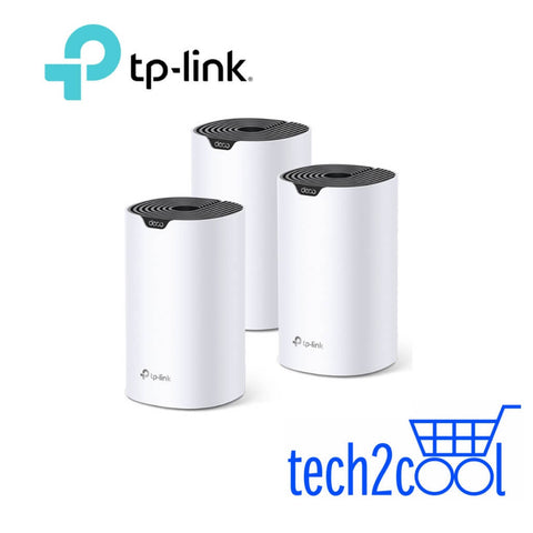 TP-Link Deco S4 AC1200 Smart Home Mesh WiFi System 3-Pack