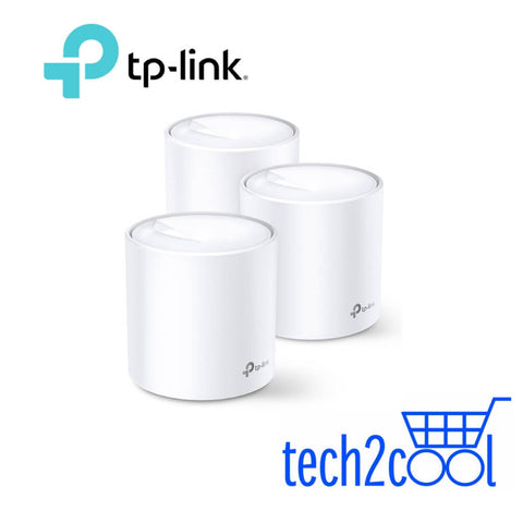 TP-Link Deco X20 AX1800 Whole Home Mesh WiFi System 3-Pack