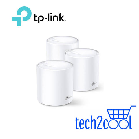 TP-Link Deco X60 AX3000 Whole Home Mesh WiFi System 3-Pack