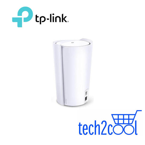 TP-Link Deco X90 AX6600 Tri-Band Home Mesh WiFi 6 System 1-Pack