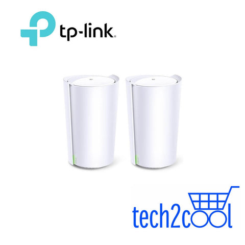 TP-Link Deco X90 AX6600 Tri-Band Home Mesh WiFi 6 System 2-Pack