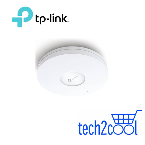 TP-Link EAP620 HD AX1800 Dual Band WiFi 6 Ceiling Mount Access Point