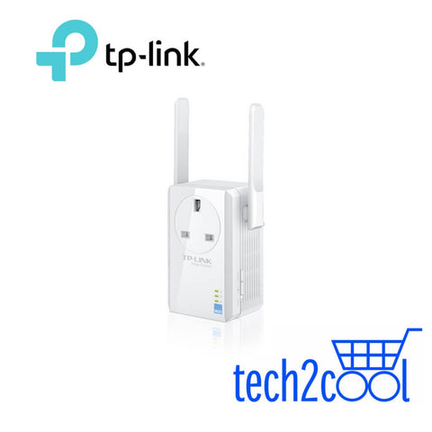 TP-Link TL-WA860RE N300 Single Band WiFi Range Extender with AC Passthrough