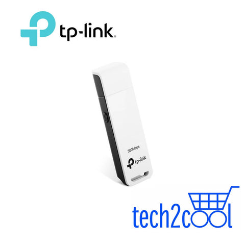TP-Link TL-WN821N 300 Mbps Wireless N USB Adapter