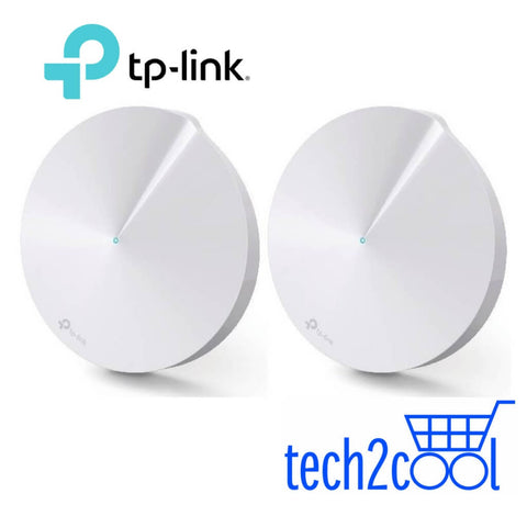 TP-Link Deco M5 AC1300 Dual Band Home Mesh WiFi System 2-Pack