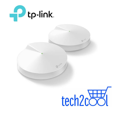 TP-Link Deco M9 Plus AC2200 Smart Home Mesh WiFi System 2-Pack