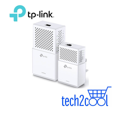 TP-Link TL-WPA7510 AV1000 Gigabit Powerline ac WiFi Kit