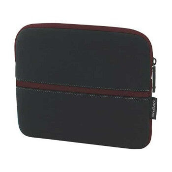 Targus 10.2-In Slipskin Peel Black/Burgundy Netbook Sleeve