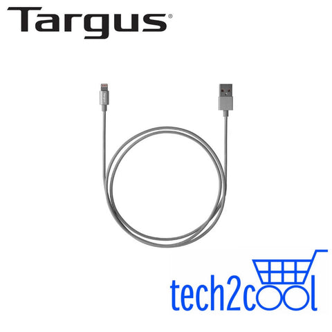 Targus ACC994AP Space Gray Aluminium Lightning to USB Cable (4)