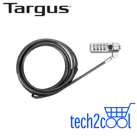Targus ASP66APX Defcon N-CL Combo Cable Lock
