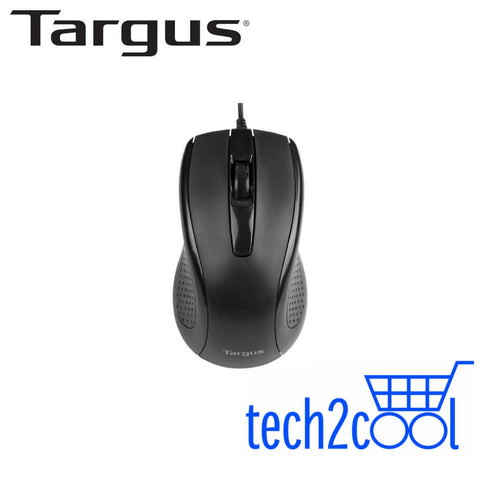 Targus U660 Black Wired Optical Mouse