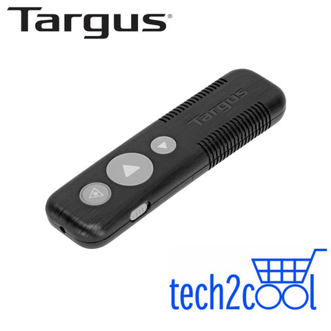 Targus AMP30GL Wireless Black USB Presenter with Laser Pointer