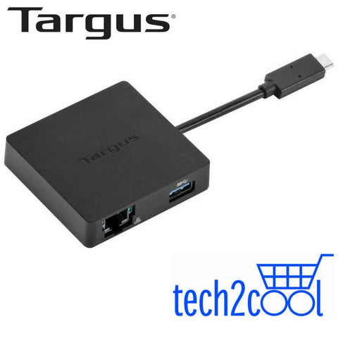 Targus DOCK411AP USB-C DisplayPort Alt-Mode Travel Dock