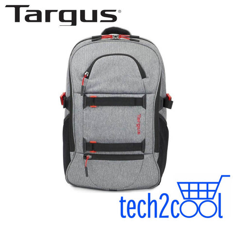 Targus TSB89704AP 15.6-In Urban Explorer Grey Backpack