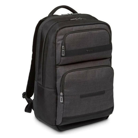 Targus TSB912AP 15.6-In CitySmart Black Advanced Multi-Fit Backpack