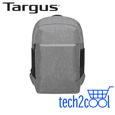 Targus TSB938GL 15.6-In CityLite Pro Secure Compact Grey Backpack