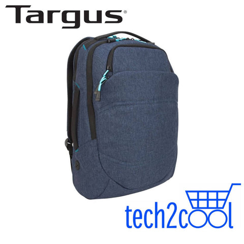 Targus TSB95101GL 15-In Groove X2 Max Navy Backpack for MacBook and Laptops